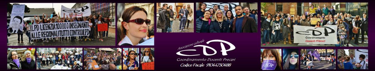 Blog   Associazione  CDP